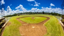 Department of Parks & Recreation Baseball fields